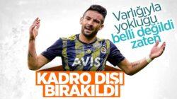 Fenerbahçe'de, Mauricio Isla ile yol ayrımına gelindiği öğrenildi