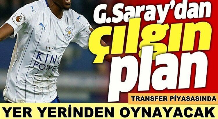 Galatasaray'dan çılgın plan! Transfer piyasasında yer yerinden oynayacak