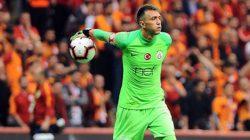 Galatasaray'ın Urugaylı kalecisi Fernando Muslera maaş indirimine gitti