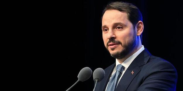 Hazine ve Maliye Bakanı Berat Albayrak'dan sürpriz çıkış