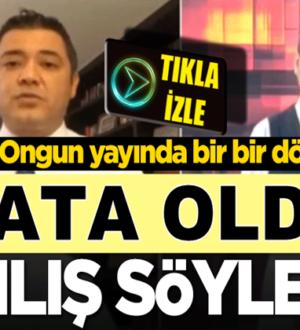İmamoğlu'nun sözcüsü Murat Ongun'dan itiraf: Hata oldu, yanlış söyledim