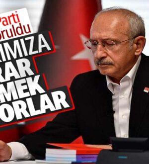 Kemal Kılıçdaroğlu, HDP ile İyi parti gerginliğini değerlendirdi !