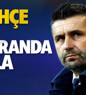Nenad Bjelica, Fenerbahçe Haziran ayında takımın başına geç dedi