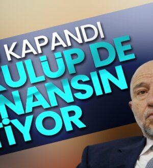 Nihat Özdemir, maçların 12 Haziran'da başlaması konusunda anlaştık
