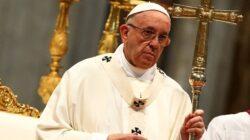 Papa Francis, 1 Mayıs'ta Vatikan'da işçilere dua etti