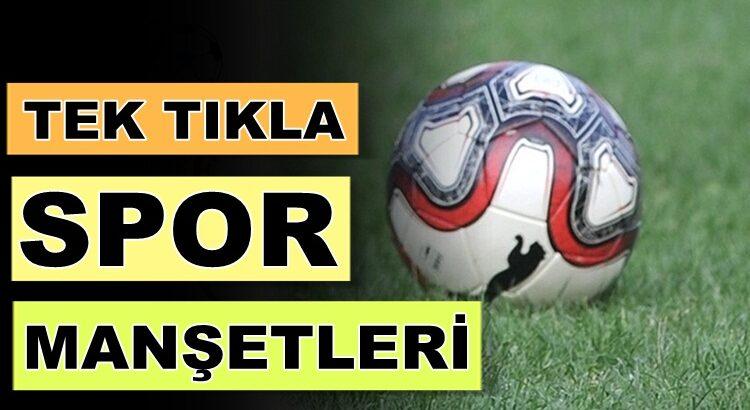 Radyo Mega'da Türkiye'den ve Dünya'dan Spor Haberleri