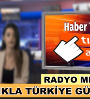 Radyo Mega'da Türkiye'nin Ensonhaber'i internethaber'leri sizlerle