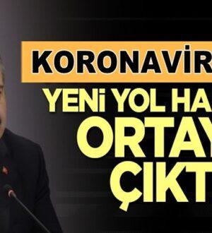 Sağlık Bakanı Fahrettin Koca koronavirüsün yeni yol haritasını açıkladı