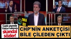 Ahmet Hakan'ın programında Ömer Lüttfü Avşar'dan skandal sözler