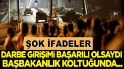 Ahmet Kekeç: 15 Temmuz Darbesi olsaydı Başbakan kim olacaktı