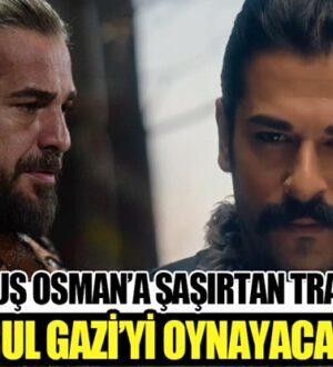 ATV'nin dizisi Kuruluş Osman dizisinde Ertuğrul Gazi'yi kim oynayacak