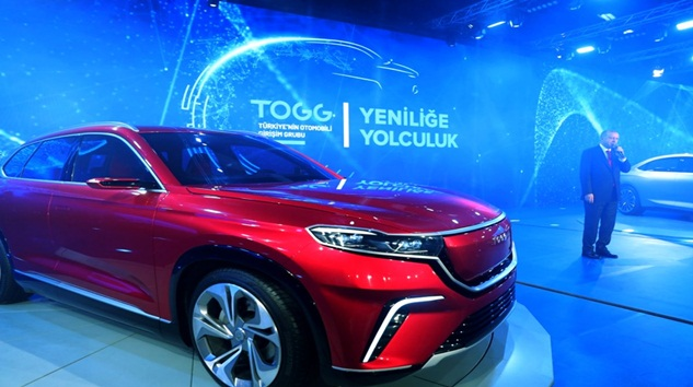 Bakan Mustafa Varank'tan yerli otomobil açıklaması geldi