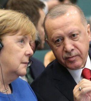 Başkan Erdoğan Almanya'nın seyahat kısıtlamasını Merkel ile görüşecek!