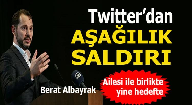 Berat Albayrak'ın Eşi Esra Albayrak'a çok iğrenç saldırı!
