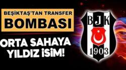 Beşiktaş bombayı Hollanda'dan patlattı ! Orta sahaya yıldız isim!