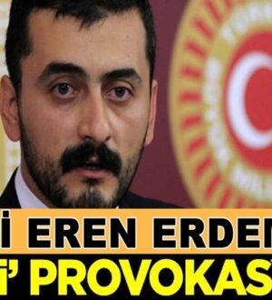 CHP'li Eren Erdem'in şimdiki Provokasyonu Aleviler !