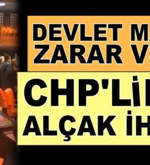CHP'li Yıldırım Kaya'nın alçak iftirasına MHP'den yanıt gecikmedi