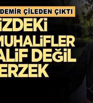 Cüneyt Özdemir: Youtube kanalında Bizdeki bazı muhalifler  gerzek dedi
