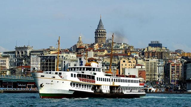 İstanbul'da daha çok deniz ulaşımı için Vapur ücreti 5 kuruş oldu