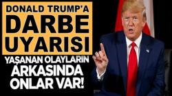 """Donald Trump'a Başpiskopos'tan  """"derin Amerika"""" uyarısı !"""