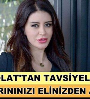 Ebru Polat'tan instagram'da 'Kocalarınızı elinizden alırlar' paylaşımı