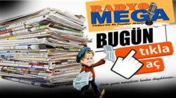 Ensonhaber'ler İnternethaber'leri haber7 /24 Radyo Mega'da
