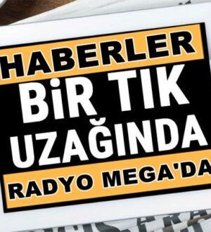 Ensonhaber'ler İnternethaber'leri Sabah Akşam Radyo Mega'da