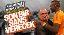 Fatih Terim izin verdi Diagne, Galatasaray kampına katılacak