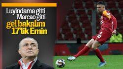 Fatih Terim'de stoper mevkisisine genç Emin Bayram'ı düşünüyor