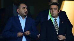 Fenerbahçe Başkanı Ali Koç ve Semih Özsoy PFDK'ya sevk edildi