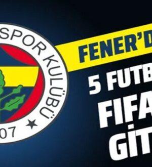 Fenerbahçe'de 5 futbolcu FIFA'ya kulübü şikayete gitti
