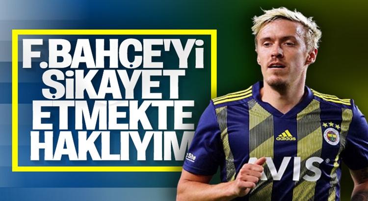 Fenerbahçe'den olaylı bir şekilde ayrılan Kruse'den flaş açıklama!