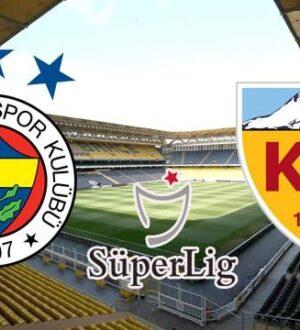 Fenerbahçe'nin Kayserispor maçı muhtemel 11'i belli oldu