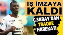 Galatasaray'dan Fransa takımı Rennes'li Hamari Traore'ye teklif