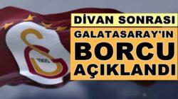 Galatasaray'dan Kaan Kançal, kubün net borcunu açıkladı