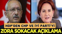 HDP'li Pervin Buldan'dan CHP ve İP'i zora sokacak açıklama