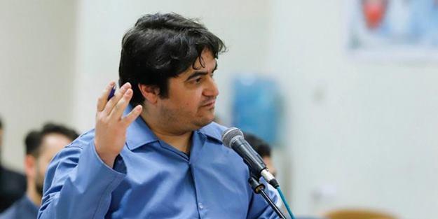 İran'lı gazeteci Ruhullah Zam idam cezasına çarptırıldı.