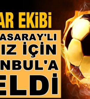 Katar ekipleri Al Duhail ve Al Rayyan Belhanda için İstanbul'da!