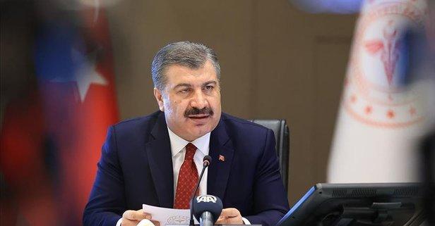 Koronavirüs 27 Haziran verileni sağlık Bakanı Fahrettin Koca Açıkladı