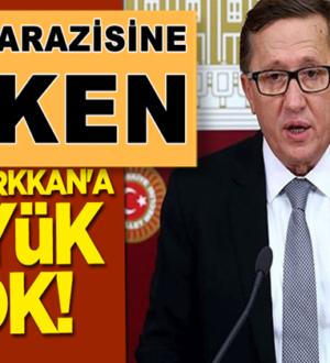 Lütfü Türkkan'ın orman arazisini işgal ettiği fabrikası mühürlendi