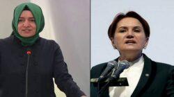 Meral Akşener ve Kaya'dan Esra Albayrak'a destek mesajı