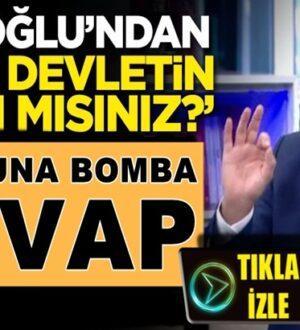 Metin Feyzioğlu'ndan 'Derin devletin adamı mısınız?' sorusuna şok cevap