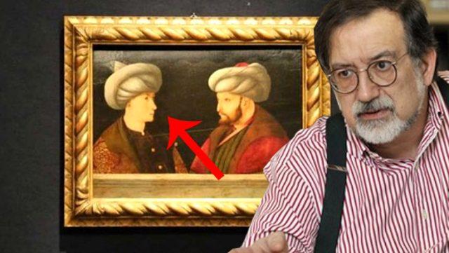 Murat Bardakçı'dan ibb'nin aldığı Fatih'in tablosu ile ilgili açıklama