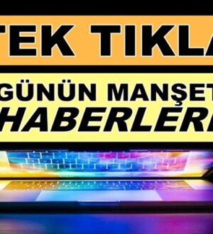 Radyo Mega'da Haber7/24 İnternethaber'leri ensonhaber'ler sizlerle