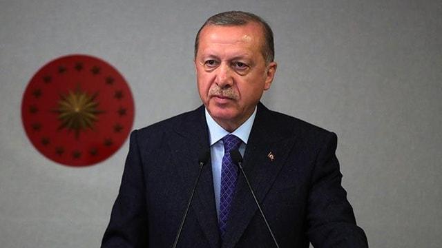 Recep Tayyip Erdoğan'ile göşmek isteyene bir gün önceden korona testi yapılacak!