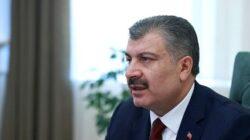 Sağlık Bakanı Fahrettin Koca 25 Haziran Koronavirüs verilerini açıkladı