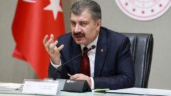 Sağlık Bakanı Fahrettin Koca 26 Haziran Koronavirüs rakamlarını açıkladı