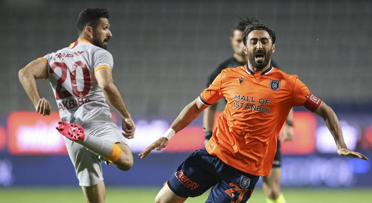 Süper Lig'de Medipol Başakşehir ve Galatasaray yenişemedi
