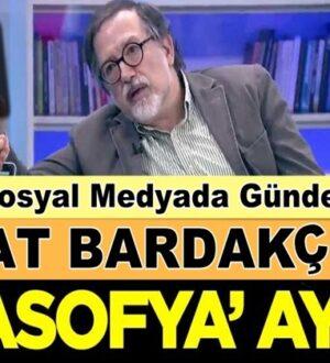 Tarihçi Murat Bardakçı'nın Ayasofya ile ilgili sözleri gündem yarattı