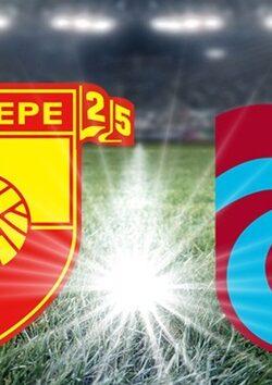 Trabzonspor'un Göztepe ile deplasmanında çıkacağı 11 belli oldu